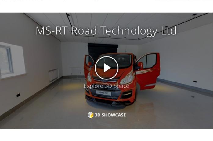3D MSRT