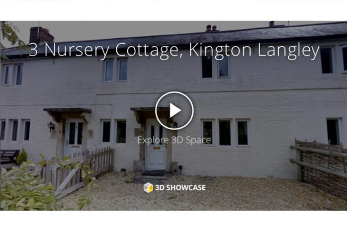 3D Nursery Cottage