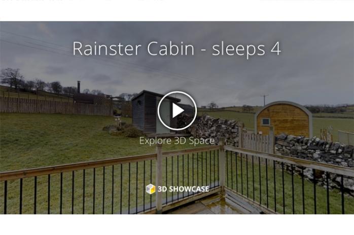 3D Rainster
