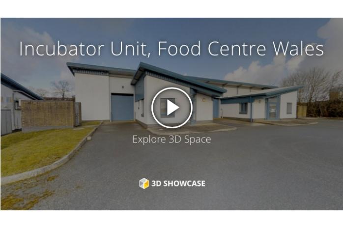3D Welsh incubator